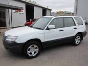 2007 Subaru Forester X Wagon SUV - Manual Fyshwick South Canberra Preview