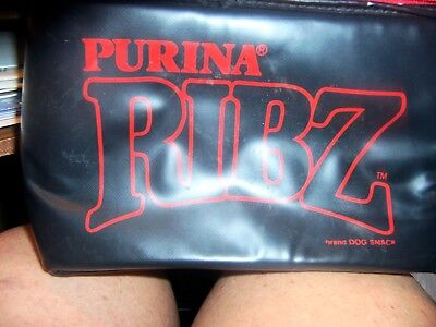 PURINA RIBZ VINTAGE Thermal Lunch Bag 6x9 Inches