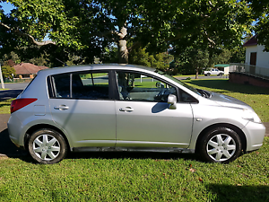 2007 Nissan Tiida $6900 Bulahdelah Great Lakes Area Preview