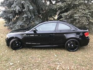 Like new BMW 135i M-Sport coupe Manual