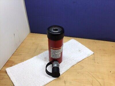 Bva Hc123 Rch123 Hollow Hole Hydraulic Cylinder 12 Ton 3 Stroke