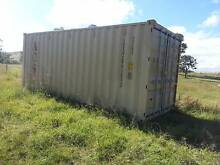 20ft One Tripper Shipping Container for Sale ~ Cream Chevallum Maroochydore Area Preview