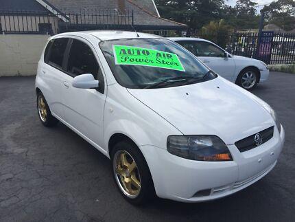 06 TK Holden Barina Hatch Auto 2 Keys 3YR WARRANTY! WEEKEND SALE! Ashfield Ashfield Area Preview