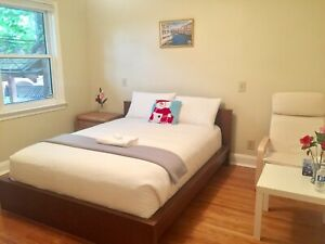 Spacious room. Near bus stop. Available now