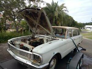 **SOLD PENDING PAYMENT*** Ford Falcon XP wagon 1965