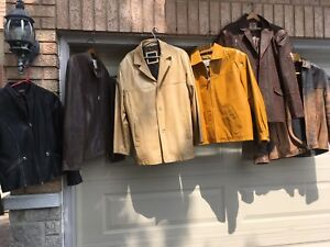 Leather Jackets Designer Men's and Ladies Women