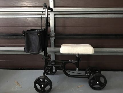 Mobility Knee Scooter - Better than Crutches - for hire Mermaid Waters Gold Coast City Preview