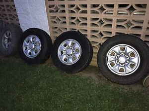Toyota Hilux 2010 Rims Aloomba Cairns Surrounds Preview