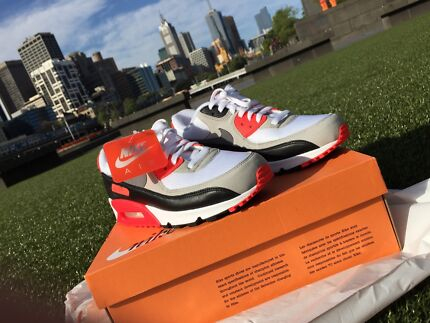 Nike Air Max 90 OG infrared  Box Hill Whitehorse Area Preview