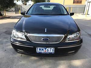 2005 Ford Fairlane Sedan G220 MKII / DUAL FUEL Campbellfield Hume Area Preview