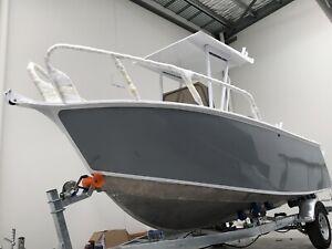 5.0m Centre Console plate Aluminium Fishing Boat