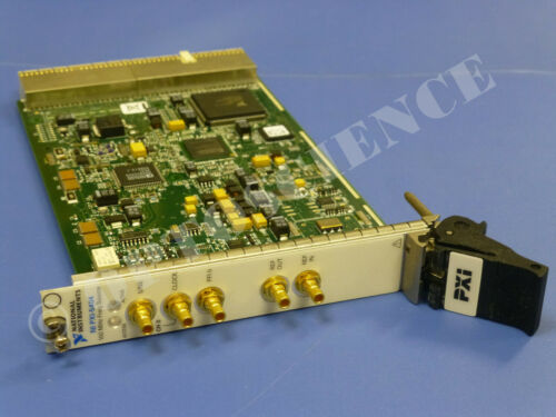 National Instruments PXI-5404 Frequency Source / Clock Generator NI DAQ Card