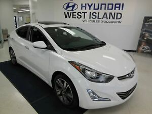 Hyundai Elantra Limited 2.0L Berline, automatique
