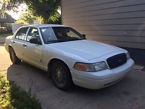 2009 Crown Victoria Police Interceptor