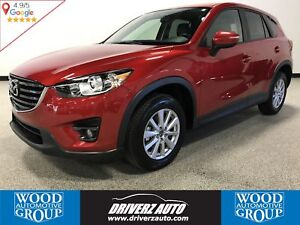 2016 Mazda CX-5 GS LEATHER, REMOTE START, NAVIGATION,SUNROOF,...