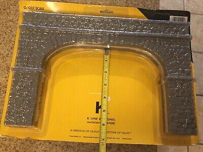 2 KLine Double Hard Cast Train Tunnels New In Package O Gauge. for sale  Elkhorn
