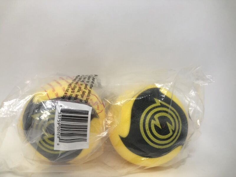 New Replacement Spikeball Pro Balls (2 Pack) in Sealed Package