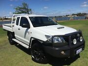 TOYOTA HILUX EXTRA CAB 4X4 ## FINANCE AVAILABLE ## Bunbury Bunbury Area Preview