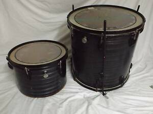 A pair of two  Drums Nambour Maroochydore Area Preview