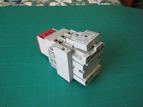 ALLEN BRADLEY 100-S SERIES B CONTACTOR WITH AB 100-FSC280 SERIES A SUPPRESSOR