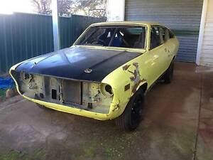 Datsun 120y coupe Yeoval Cabonne Area Preview