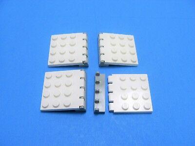 Lego 2 x Dachstein Schrägstein 3678a weiß 2x2x2 65 ° ohne Boden 7153 10019 4490