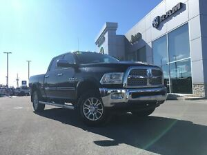 2014 Ram 3500 4X4 - CREW, DIESEL, LEATHER, NAV, SUNROOF