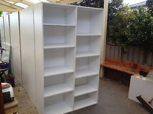Large Timber Bookcase or Shelving Units Taylors Lakes Brimbank Area Preview