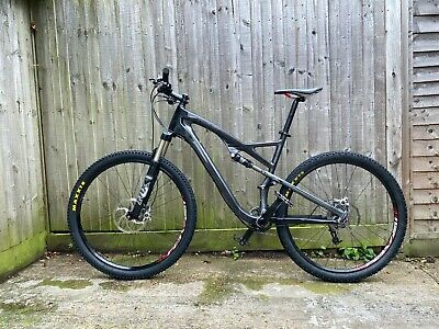 Specialized Camber Comp Carbon 29, XL (2012 frame with upgrades), no reserve