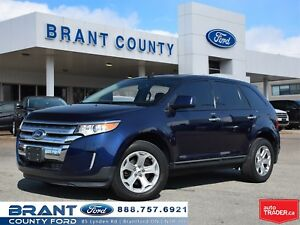 2011 Ford Edge SEL - HEATED SEATS, LOW KMS!