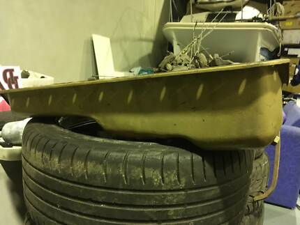 Holden EH HR  sump & pick up