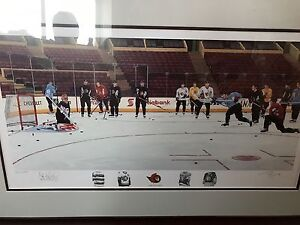 Limited édition Ottawa Senators print