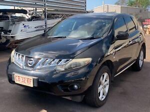 NISSAN MURANO 4X4 AUTO WITH 117K'S Winnellie Darwin City Preview