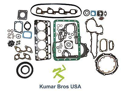 New Kumar Bros Usa Full Gasket Set For Bobcat 341 Kubota V2203