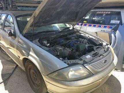 FORD Engine/Body Parts BA XR6 wagon. AU, Laser, BF ,EF,EL & more