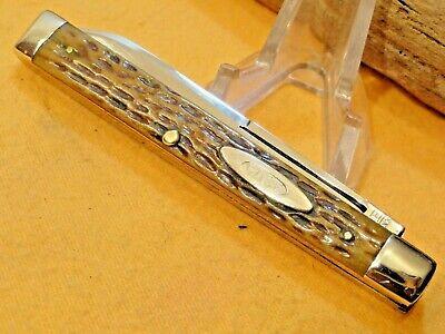 case tested pocket knife vintage pocket knife lot rare case xx doctor knife 6282