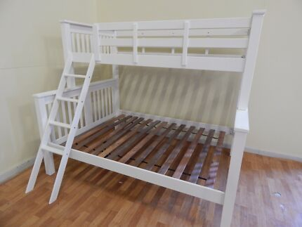 White single over double bunk SYD DELIVERY & ASSEMBLY AVAILABLE