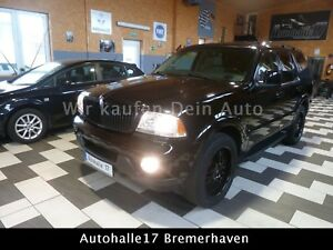 Lincoln Aviator 4.6 V8 Black8 Edition-Delux