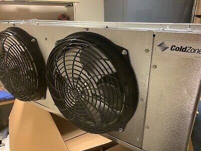Low Profile Walk-in Unit Cooler Cold Zone Brand