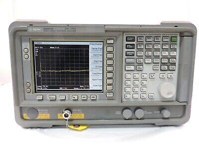 Agilent Esa-e E4401b Series Rf Spectrum Analyzer 9khz To 1.5ghz.