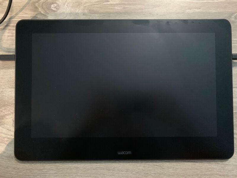 Wacom Cintiq Pro 16 inch dth-1620
