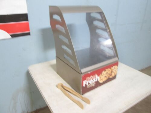 COMMERCIAL COOKIE/PASTRY COUNTER-TOP 5 TRAYS MERCHANDISER/DISPLAY CASE