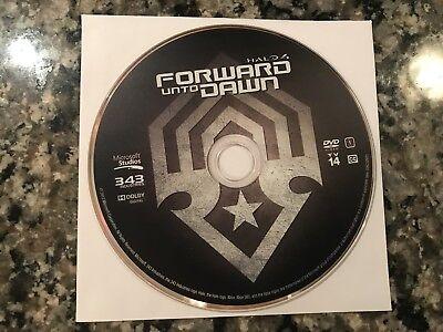 Forward Unto Dawn Halo 4 Dvd! 2012 TV Mine (Halo 4 Forward Unto Dawn Tv Series)