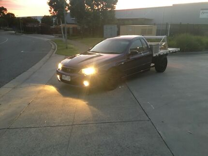Forsale or swap Xr8 Ute