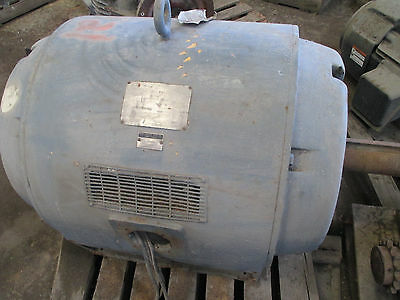 Allis Chalmers Electric Motor 300hp 505u 1800rpm 4160v Odp