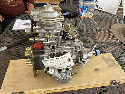 Cnh 2856113 Fuel Injection Pump Rebuilt