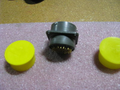 Amphenol Bendix Connector 21-203222-207 Nsn 5935-00-404-2333