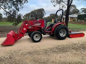 Mahindra Tractor / Loader West Bendigo Bendigo City Preview