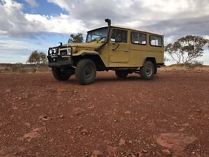LICENSED -  40 series HJ47 Troopcarrier - EOI - Open to offers Newman East Pilbara Area Preview