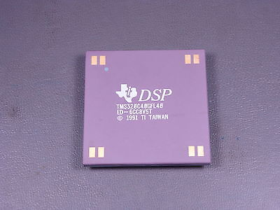 Tms320c40gfl40 Texas Instruments Dsp 32-bit Floating-point 0.72-um 325cpga Nos